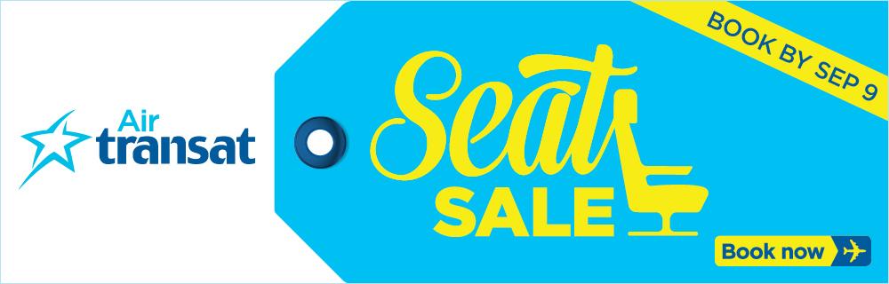 seat sale