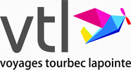 Logo for Voyages Tourbec Lapointe