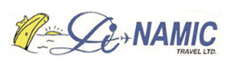 Di-Namic Travel Logo