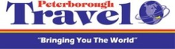 Logo for Peterborough Travel