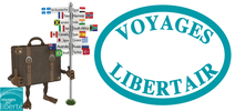 Logo for Voyages Libertair