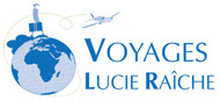 Logo for Voyages Lucie Raiche
