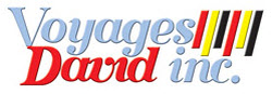 Logo for Voyages David