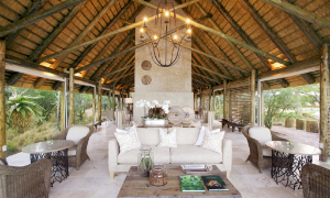 Kapama Southern Camp - Lounge