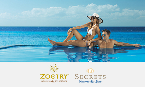 Qui dit AMResorts, dit Unlimited-Luxury®.