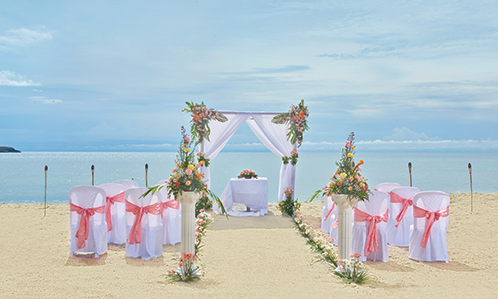 Weddings at Decameron