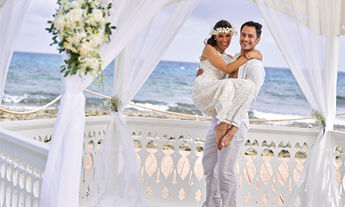 Memorable destination weddings