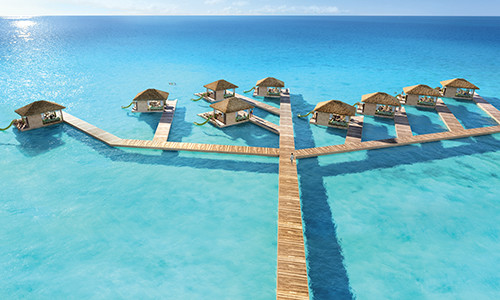 Your Floating Cabana In The Bahamas