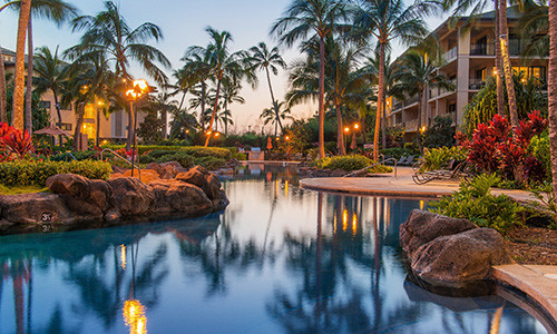 7th night free - Lihue, Kauai