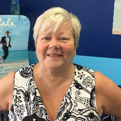 Pam Hunter,CTC Certified Travel Counsellor Marlin Travel