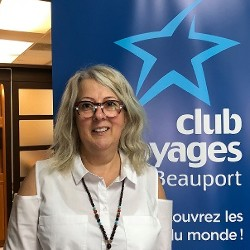 Guylaine  Marquis Club Voyages Beauport