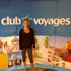 Marie Christine Bouchard Club Voyages Saint-Jean-Chrysostome