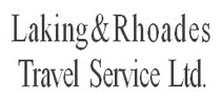 Logo for Laking & Rhoades Travel Service Barrie