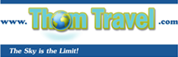 Logo for Thom Travel Agency Ltd.