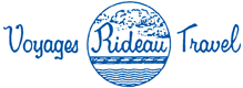 Logo for Voyages Rideau Travel
