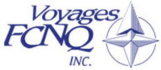 Logo for Voyages FCNQ