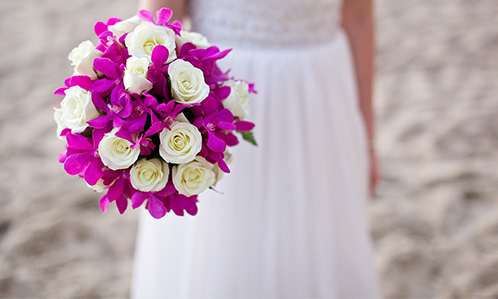 floral bouquet wedding