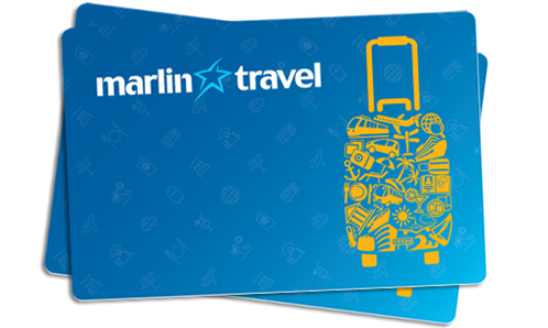Marlin Travel Gift Cards