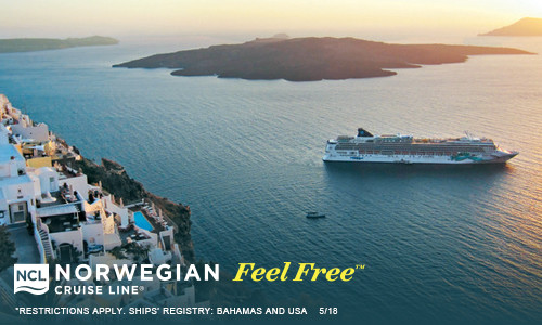 Europe's Leading Cruise Line, ten years in a row.