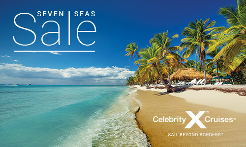 Seven Seas Sale - Celebrity Cruises