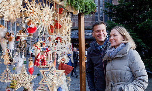 Time-Honored Christmas Markets