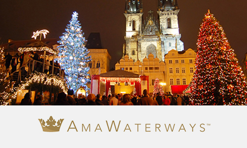 Spend the Holidays with AmaWaterways