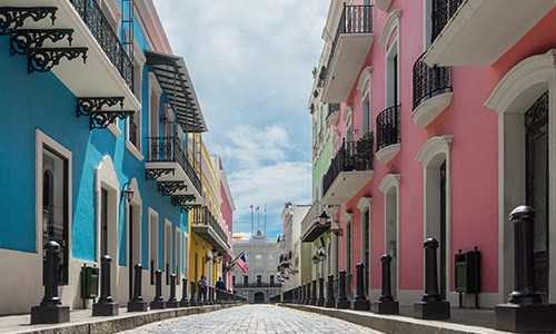 Add To Your Bucket List: San Juan, Puerto Rico