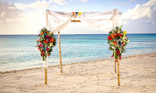 Dream destination weddings