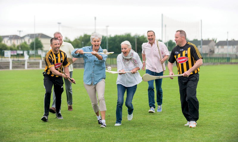 Hurling in Kilkenny