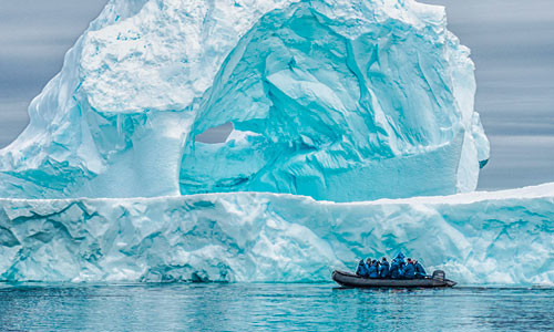 Antarctica In Depth