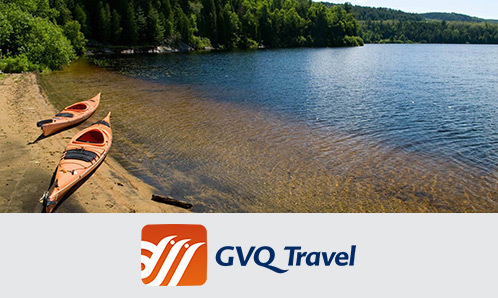 Nature Stay in Mauricie