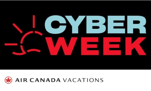 Online deals with Air Canada Vacations!