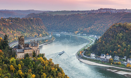 Rhine, Main and Moselle Rivers